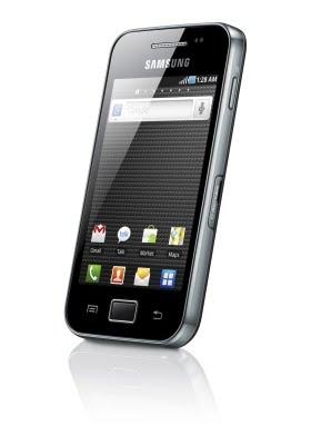 Samsung Galaxy Ace S5830, Características y Especificaciones del Samsung Galaxy Ace
