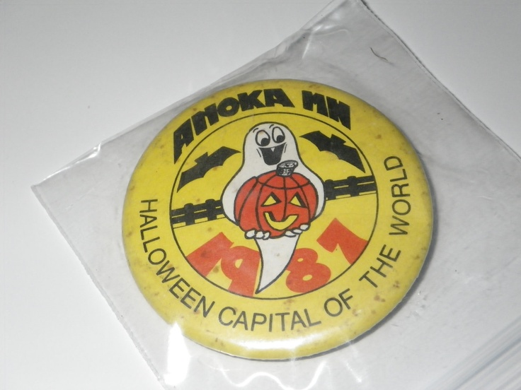 Pin by Daniel Ewer on Anoka Halloween Capital Buttons