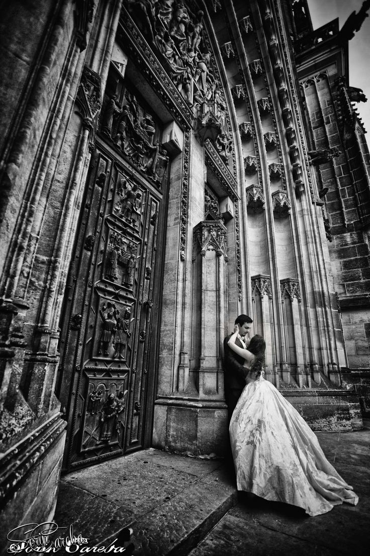 Trash the dress photo shooting in Prague   Sorin Careba Photography