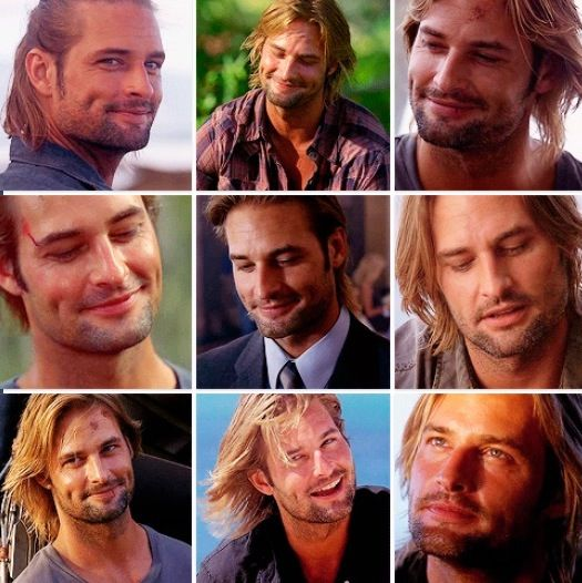 Josh Holloway as Sawyer #Lost