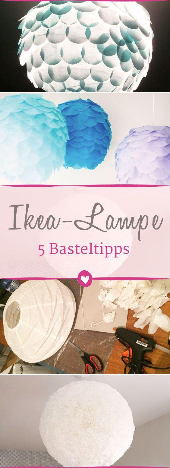 die besten 25 ikea lampenschirme ideen auf pinterest ikea leuchten lampenschirm diy ideen. Black Bedroom Furniture Sets. Home Design Ideas