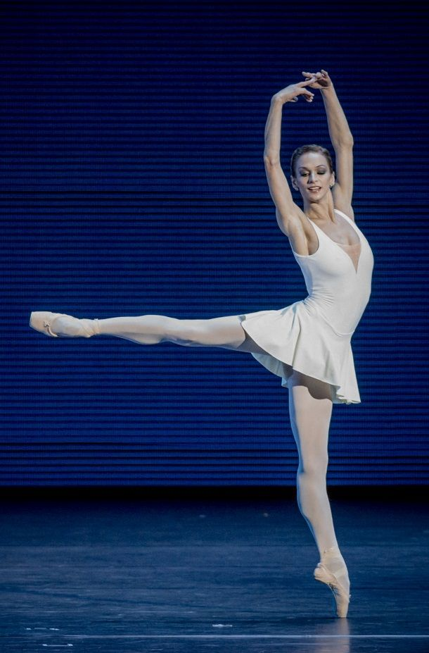 Polina Semionova in Apollo. Photo by Jack Devant