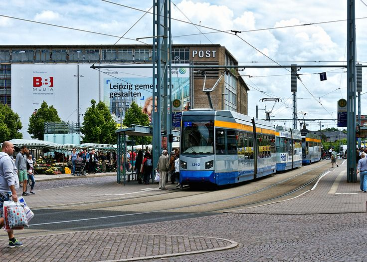Leipzig trians