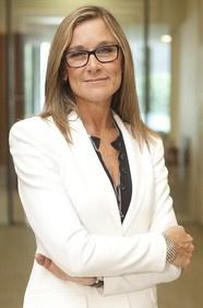 Angela Ahrendts #burberry
