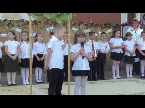 Óvoda búcsúztató - 2015 Süni csoport - Hatvan Százszorszép Óvoda - YouTube