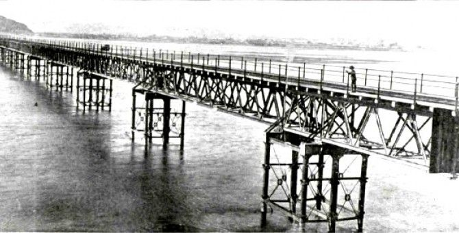 British Heritage In Present Day Chile The photo shows the railway bridge over the Biobio River at Concepcion, Chile. This bridge was built by a British company in 1889 and is still in use today. Another post in the series about Britishers in Chile. Very interesting! read more