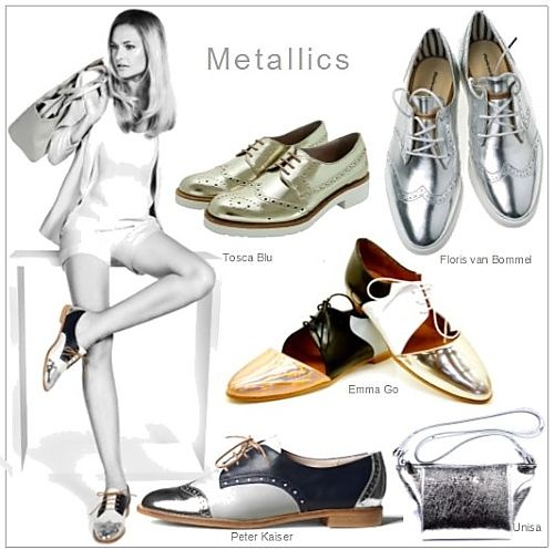 Damenschuhe im Herrenstil wie Derby, Budapester, Loafer und Chelsea-Boots erobern unsere Schuhschränke, denn sie lassen sich hervorragend kombinieren.