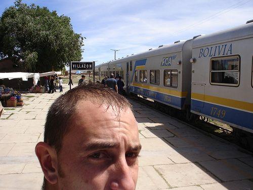 Tren Villazon - Atocha Bolivia 02 | Flickr: Camilo jaramillo