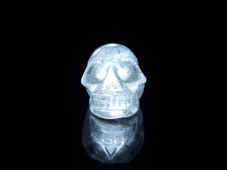 Crystal Skull blue 2