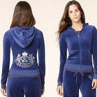 Juicy Couture tracksuits. | 59 Things You'll Only Understand If You Were A Teenager In The Early 2000s