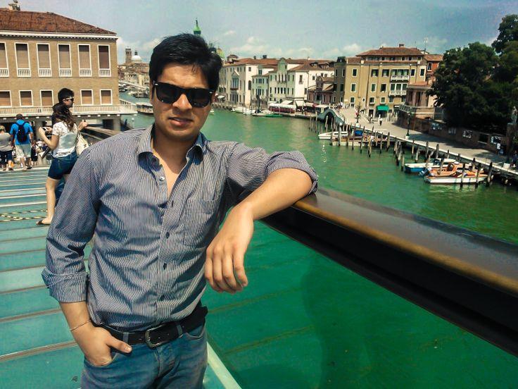 Ponte della Costituzione in Venezia, Veneto #Venice #Italy #Visit #Ponte #Calatrava