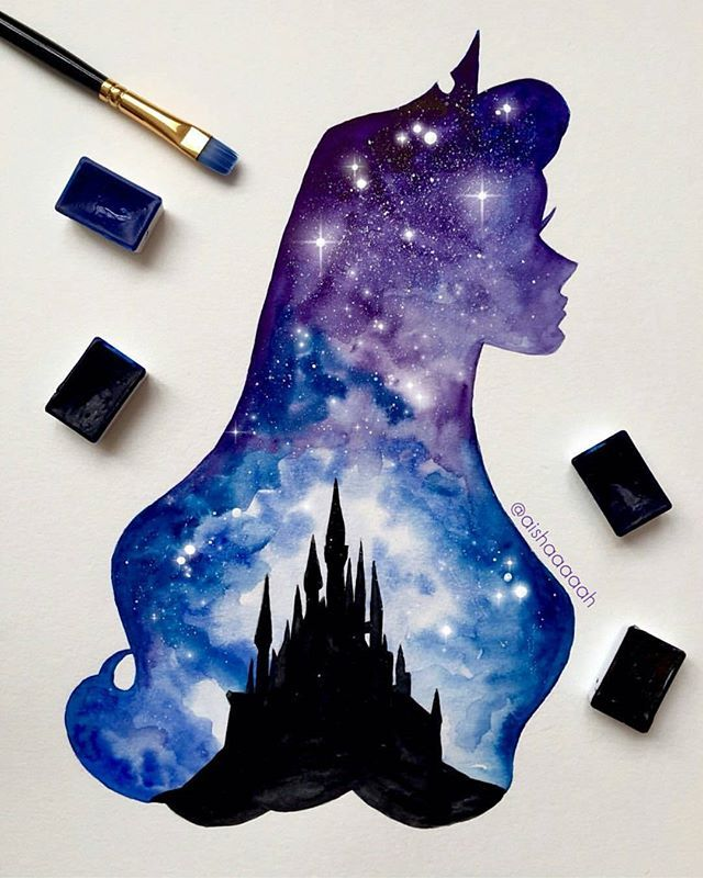 best 25 disney paintings ideas on pinterest - Disney Princess Art And Activity Collection