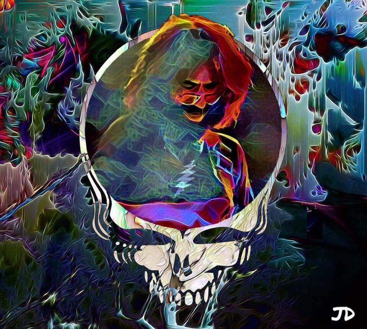 Grateful Dead SYF Jerry Garcia
