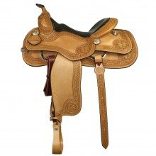 Vortex Custom Reining Saddle