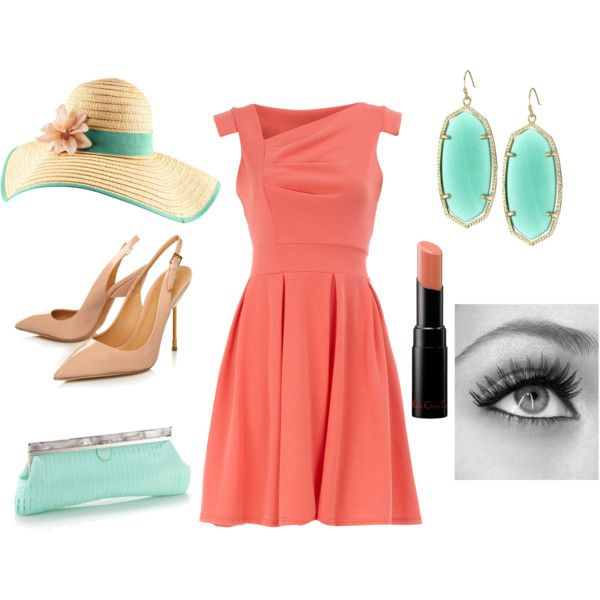 Derby Outfit!, created by leeann-salvato-massa on Polyvore