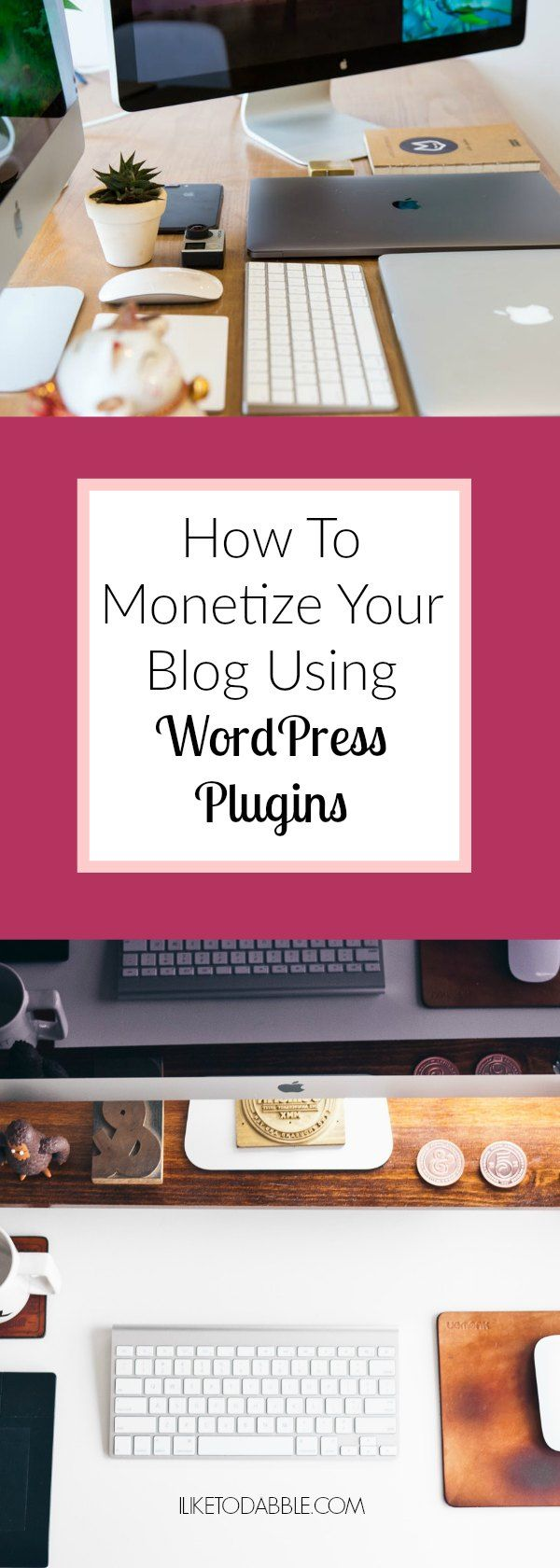 Monetize Your Blog With FREE WordPress Plugins!
