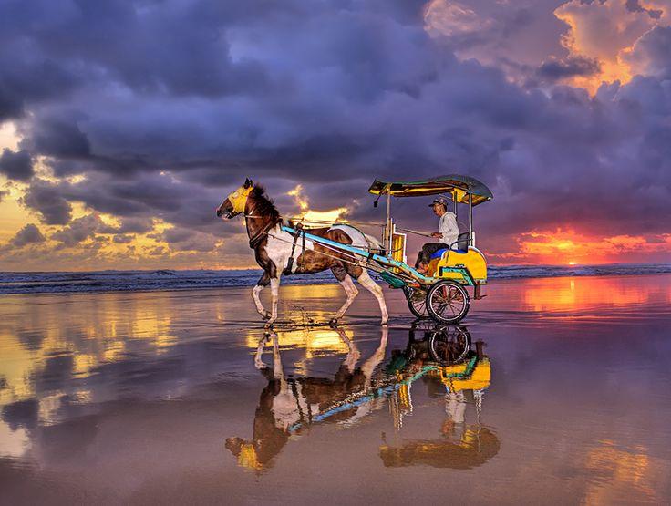 Parangtritis Beach, Yogyakarta - Indonesia