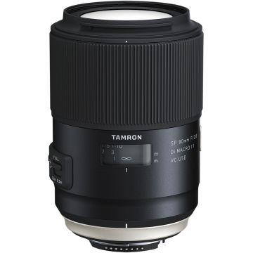 Tamron SP 90MM F/2.8 Di Macro 1:1 VC USD (F017) Objectif - Monture Nikon
