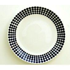 Adam plate by Gustavsberg, design by Stig Lindberg.