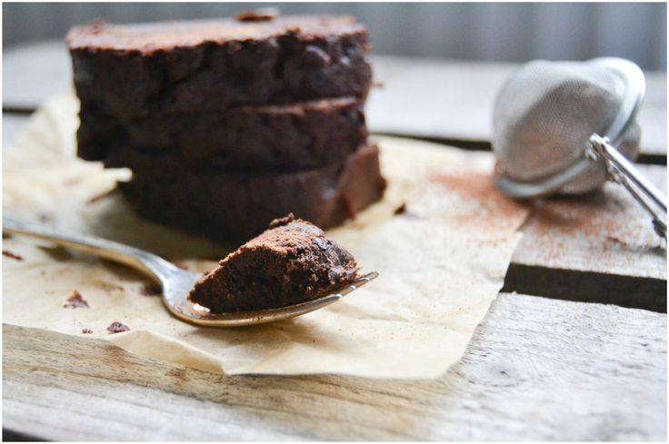 Recipe for black bean chocolate cake