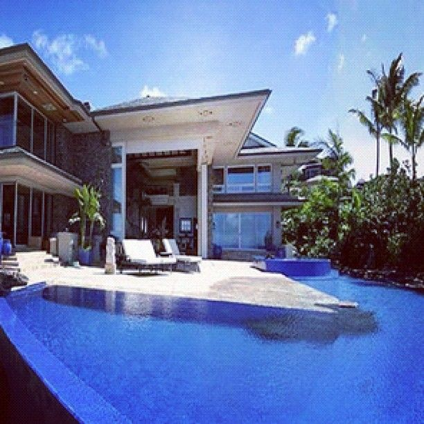 Swimming Pool Design Reference: 17 Best Images About Swimming Pool Pictures On Pinterest