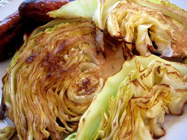 Oven Roasted Cabbage Recipe - Food.com