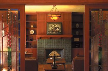 Bungalow fireplaces a collection of ideas to try about for Bungalow fireplace ideas