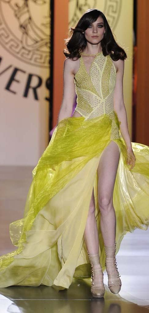 Awesome Evening dresses ✜ Versace   Paris Fashion Week   Winter 2013 ✜  vogue.globo.com/...... Check more at http://24myshop.tk/my-desires/evening-dresses-%e2%9c%9c-versace-paris-fashion-week-winter-2013-%e2%9c%9c-vogue-globo-com/