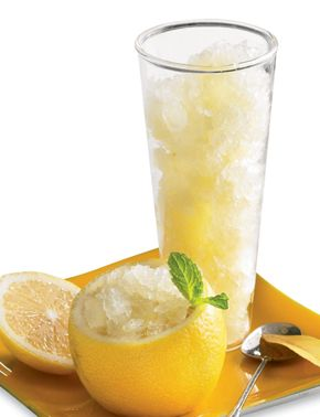 Lemon Granita | J.R. Watkins | Food & Drink that I love | Pinterest