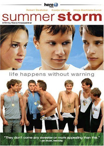 Essential Gay Themed Films To Watch, Summer Storm (Sommersturm) http://gay-themed-films.com/films-to-watch-summer-storm/