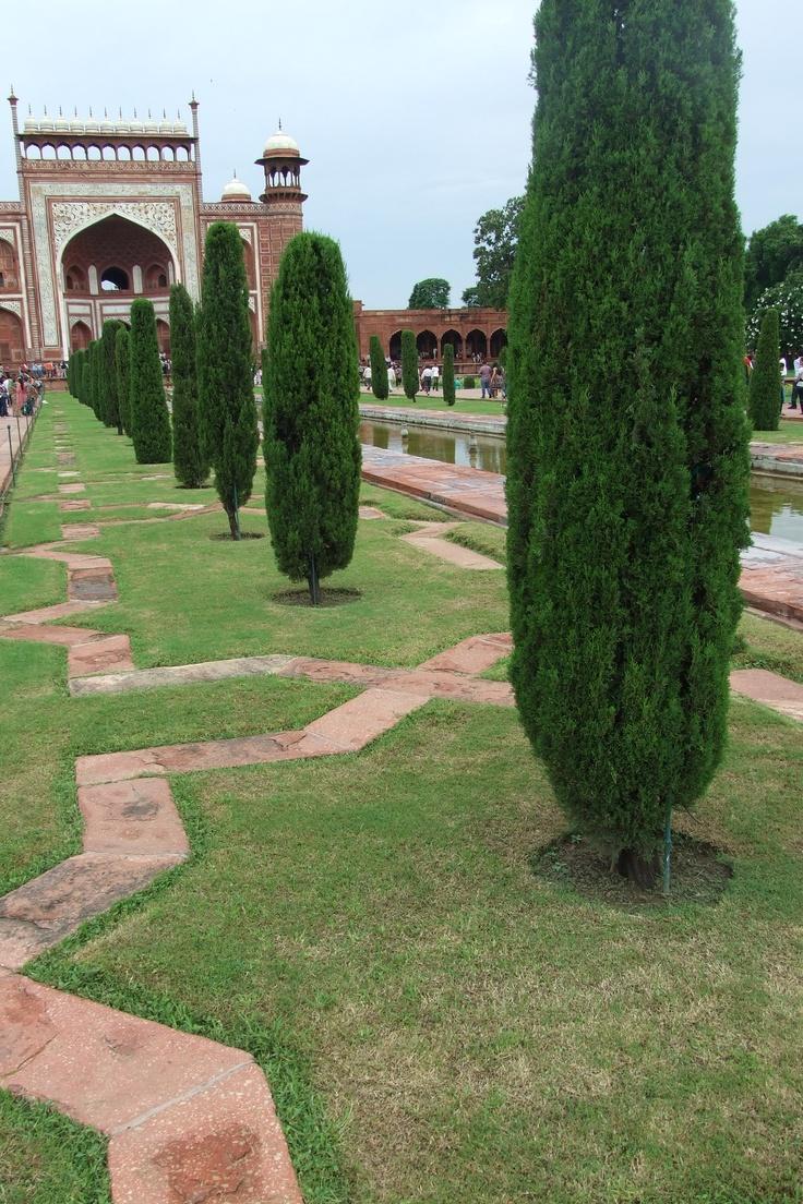 gardens of the taj mahal - Google Search - 32 Best Heritage Landscape Islamic Taj Mahal Images On