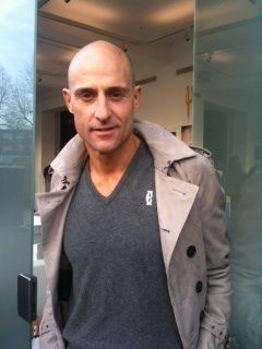 mark strong | actor mark strong wearing holland cooper cashmere jumper for the ...