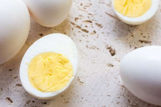 Hard boiled eggs - Astryda/iStock/Getty Images