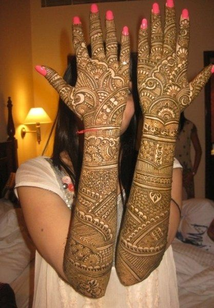 Henna Mehandi Designs | Simple Latest Arabic Mehndi