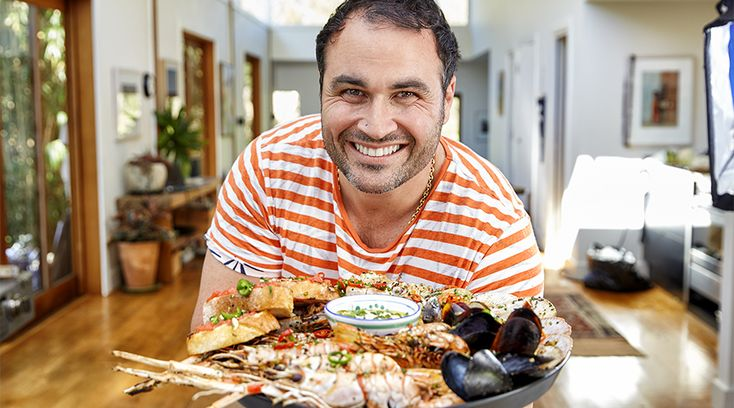 Miguel Maestre Stockland A to Z of Mmmm - Recipes