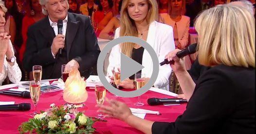 """Patrick Sébastien invite son ex Marie Myriam dans son émission (Vidéo) Patrick Sébastien a retrouvé son ex Marie Myriam sur le plateau du""""Plus Grand Cabaret du Monde"""" sur France 2, l'occasion pour eux d'évoquer leur ... http://www.closermag.fr/video/patrick-sebastien-invite-son-ex-marie-myriam-dans-son-emission-video-717335"""