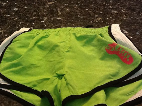 Lime Green Shorts.  Irish Dance,  Gillies shoes, many different kids sizes on Etsy, $20.00