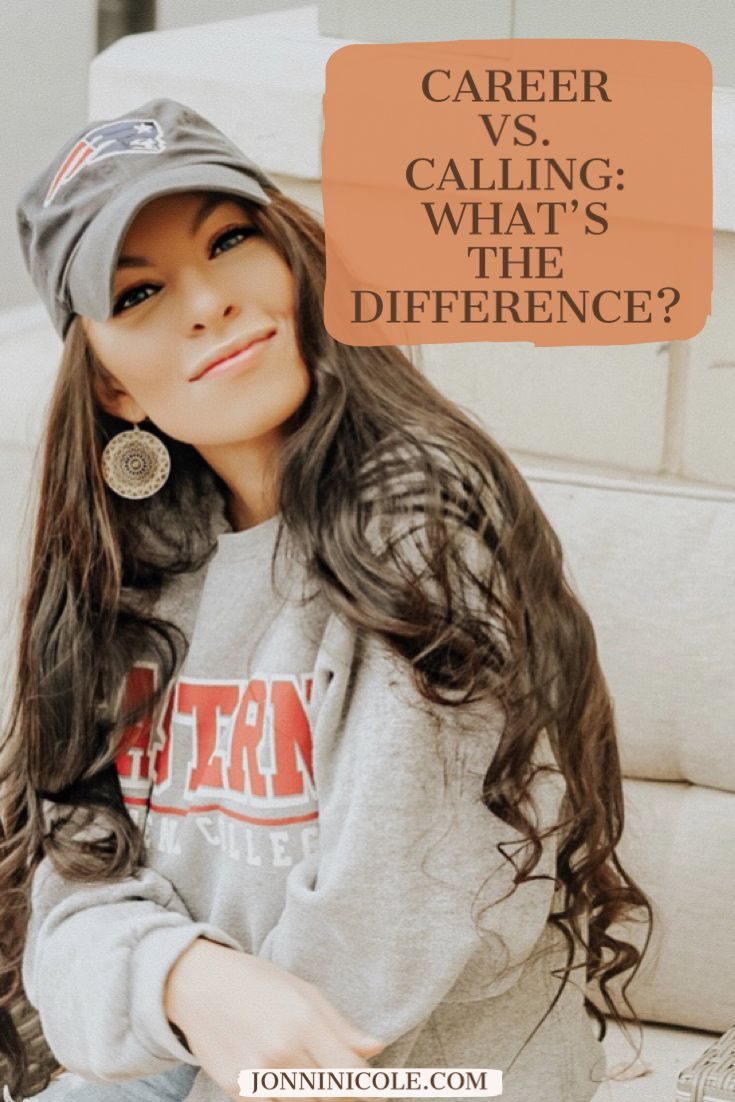 Career Vs. Calling: What's The Difference?