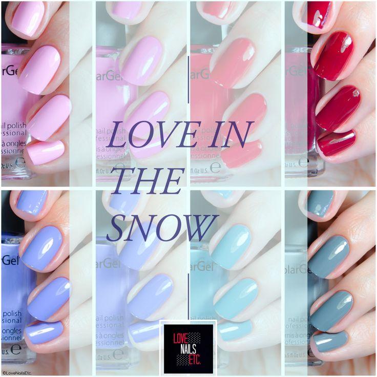 Love in the snow – Kinetics Fall/Winter 2017-Hello! C'est aujourd'hui le lancement officiel de la collection Kinetics Automne/Hiver 2017: Love in the snow! Today is the official launch of the Kinetics Fall / Winter 2017 collection…