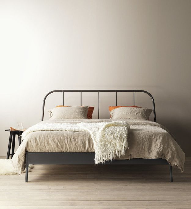 KOPARDAL bed frame, $249 | 11 Amazing Things From The New IKEA Catalogue
