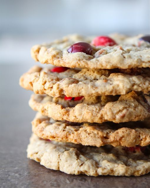 cinnamon m amp m oatmeal cookie recipe