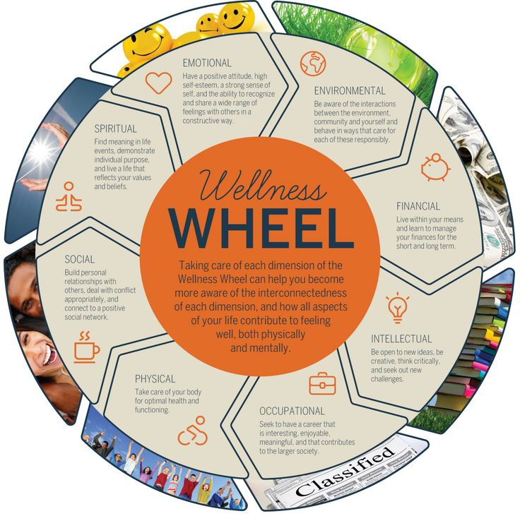Wellness Wellness wheel, Creating a vision board, Wellness
