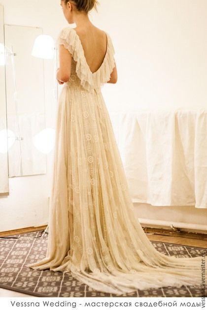Купить вечернее платье в стиле бохо