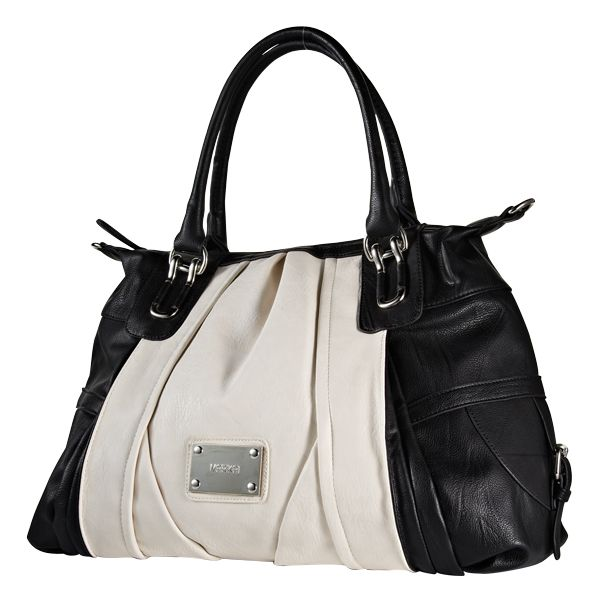 Kardashian Kollection Handbag from Strand Bags & Equip.  #monochrome