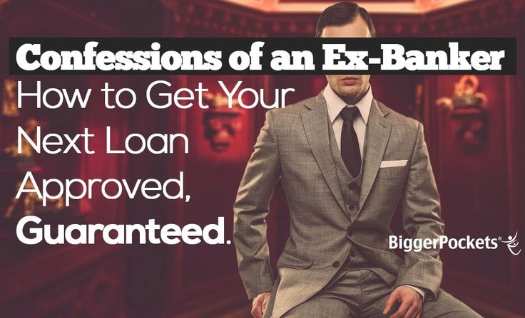Looking to get a loan approved for a piece of real estate? Then check out the dirty details this ex-banker dishes out about the lending industry!