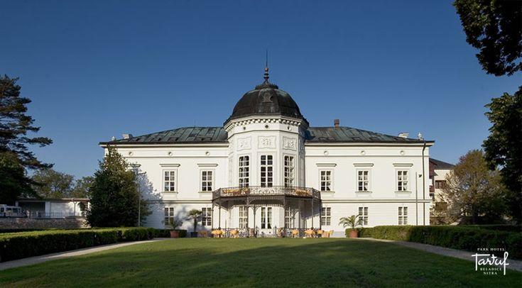 Park Hotel Tartuf Beladice, Nitra region