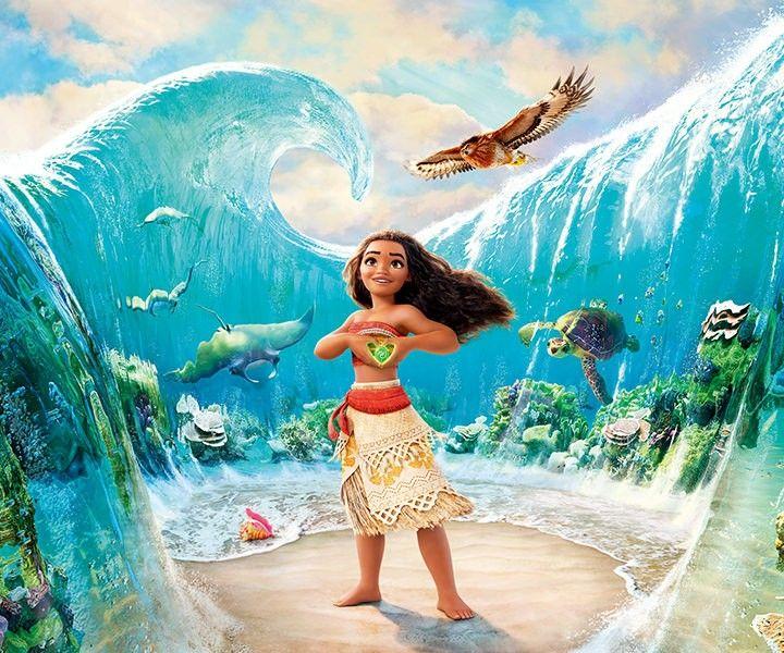 モアナと伝説の海|映画|ディズニー|Disney.jp |#love80 #tokyofm で紹介。