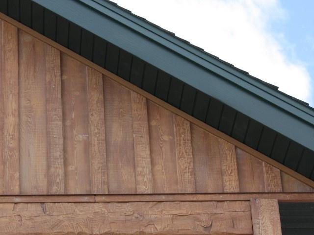 39 best everlog concrete log siding images on pinterest for Log siding options
