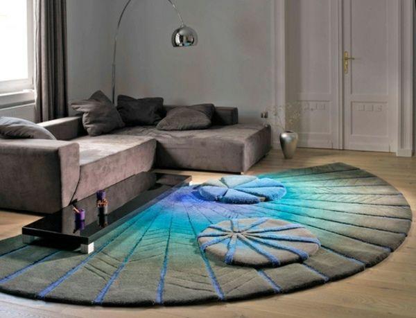 18 besten teppich Bilder auf Pinterest Teppiche, Angebote und - blauer teppich wohnzimmer