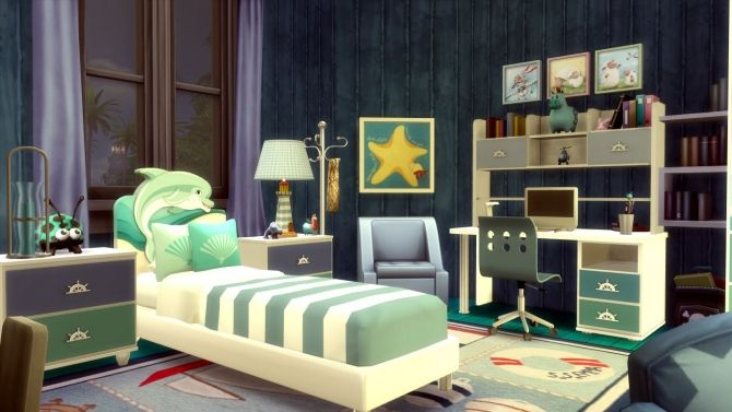 Sims 4 Cc Furniture Bedrooms Beds